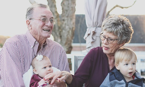 Help your Elderly Parents with Finances