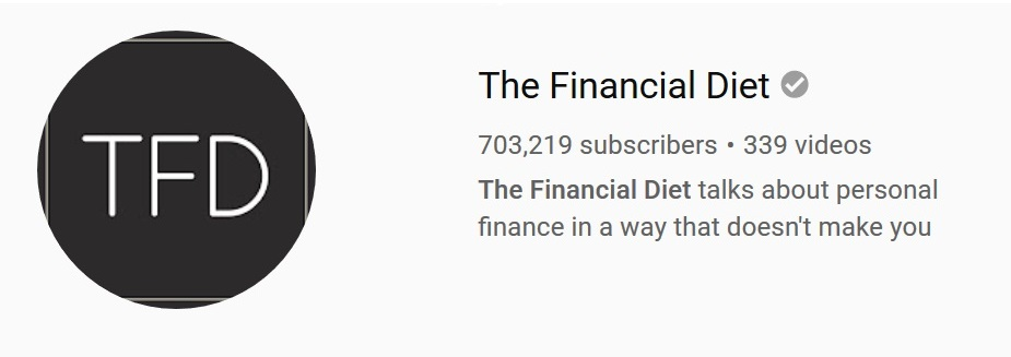 Personal Finance Youtube Channels